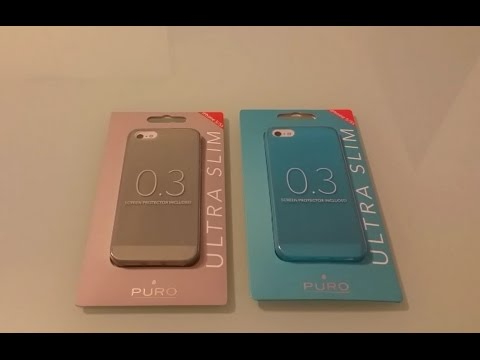 Puro 0.3 la cover ultra slim per iPhone 5/5s - Recensione
