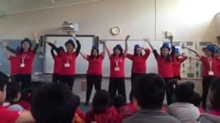 墨尔本中华民族学校教师的风采