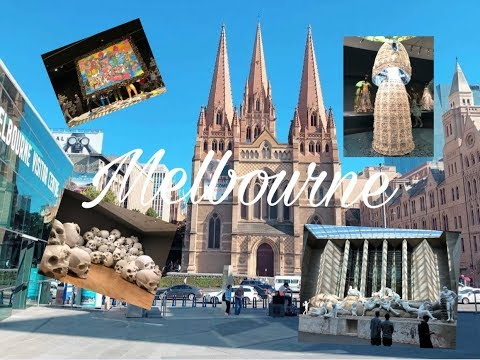 Melbourne city| National Gallery of victiria | Melbourne Tour Australia