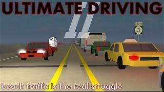 ROBLOX: Ultimate Driving Simulator II