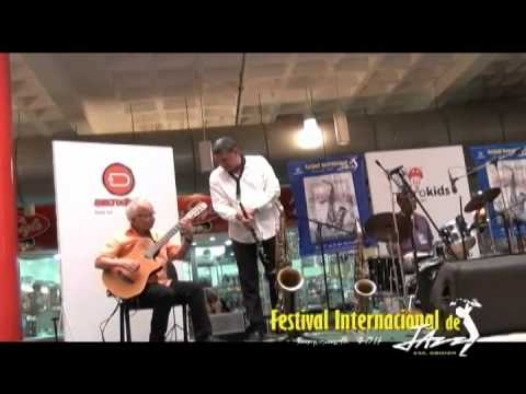 Trad Jazz Cuarteto. 6to Festival Internacional de Jazz de Barquisimeto
