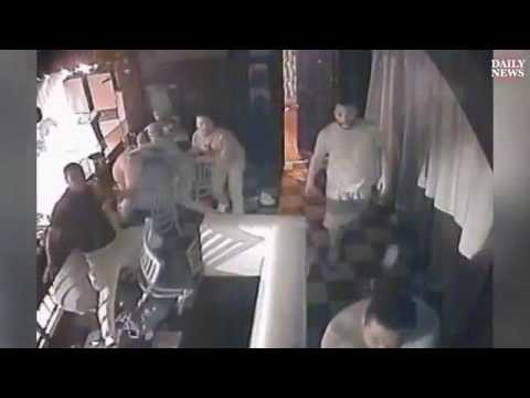 Video Of Troy Ave Shooting At T.I Concert after being shot @Irving Plaza