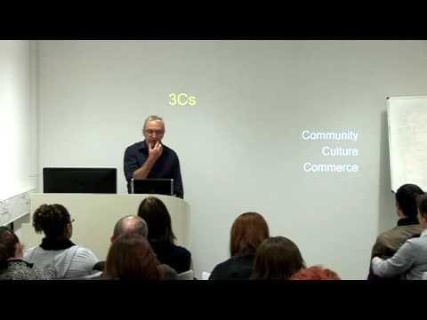 Jock McQueenie - Community, Culture, Commerce