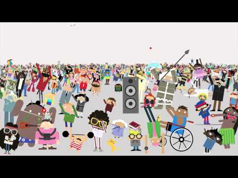 Android Commercial: Dance Party (HD)