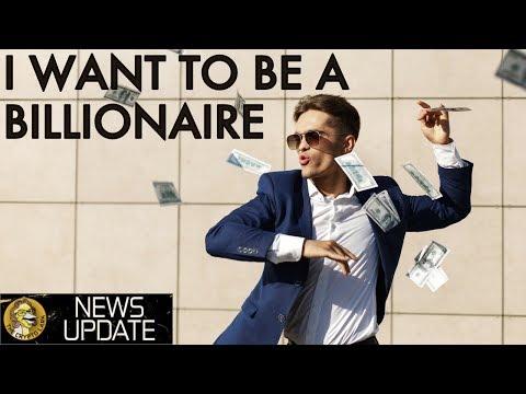 Saudi Shocker, Billionaire Dreams, Crypto Refugees - Bitcoin & Cryptocurrency News Mega Millions