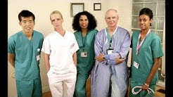 Hospitals & Heartbeats by Custom Medical Stock Photo