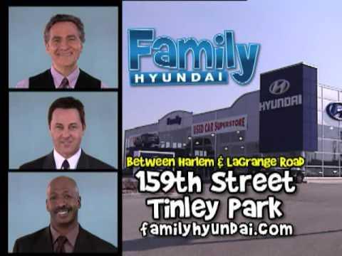Family Hyundai Tinley Park IL Commercial