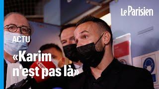 Affaire de la sextape de Mathieu Valbuena : « Il manque Karim, c'est dommage »