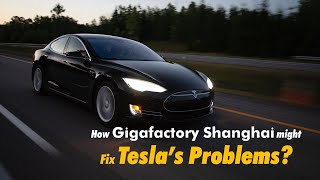 Can Gigafactory Shanghai Fix Tesla's Money Problem? | Elephant Explains