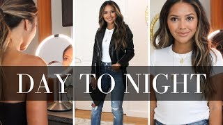 Day to Night Outfits | Desk To Dinner