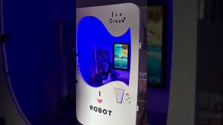 DOBOT Icecream Machine, DOBOT Magician Inside