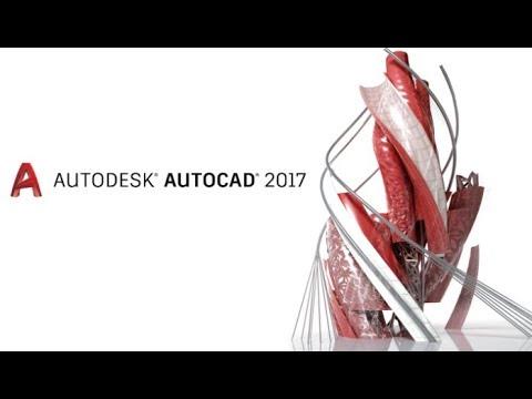 Hướng dẫn cài đặt Autocad 2017