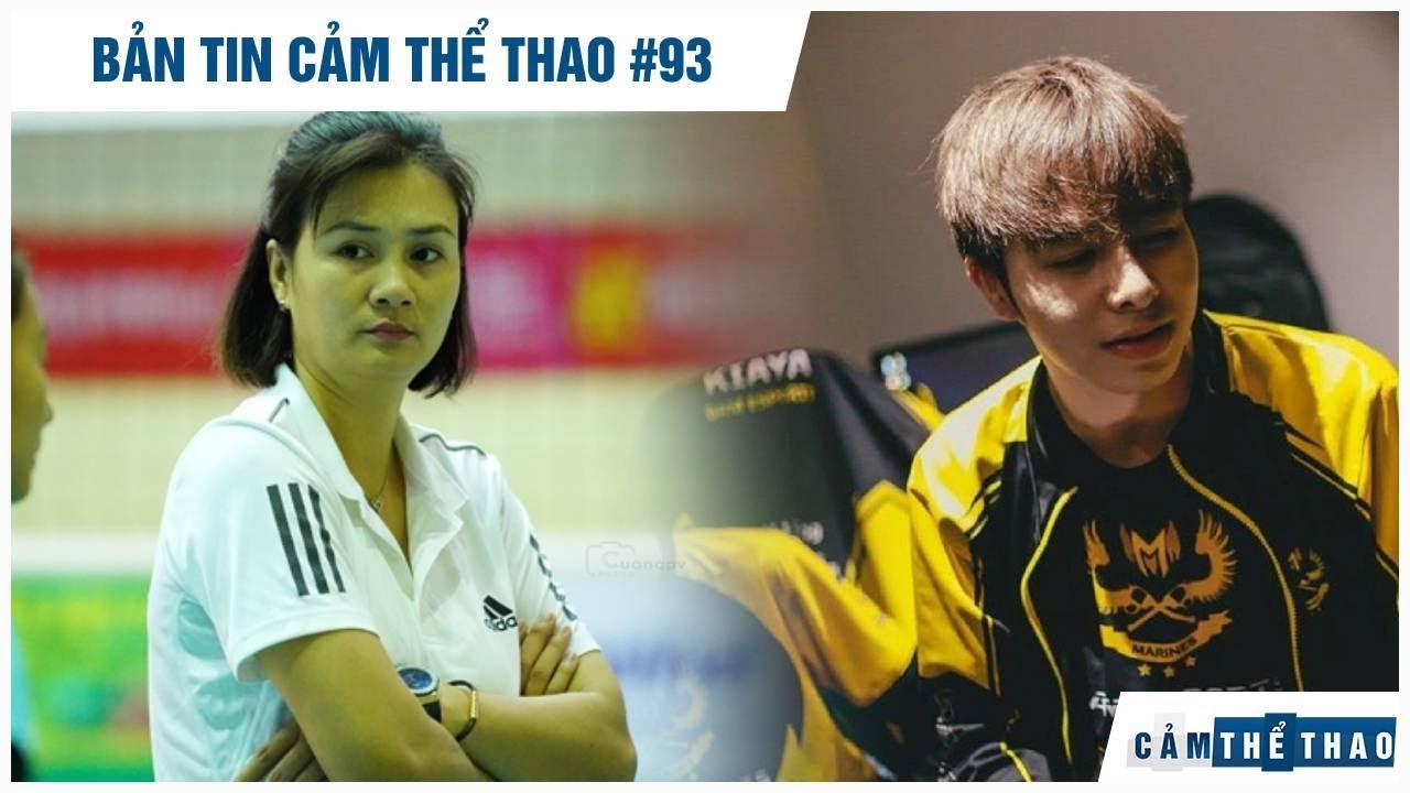 Bản tin Thể Thao #93   Kim Huệ dọa kiện LĐBC VN; GAM vô địch VCS, Zeros đá xoáy đội tuyển cũ