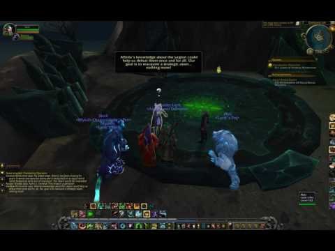 Wow Quest: Clandestine Operation