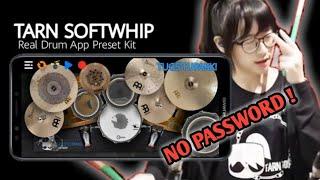 Tarn Softwhip Drum To Real Drum Preset Kit || Modded By Tugs'tupakk!