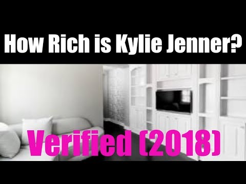 Kylie Jenner income, cars, net worth 2018, biography house and lifestyle