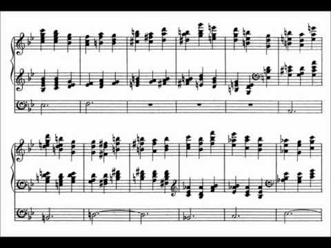 Marcel Dupré - ANTIPHON I - While the King sitteth at his table