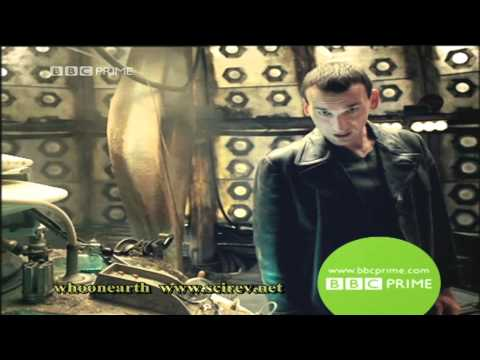 BBC Prime Doctor Who (2005) Trailer with Christopher Eccleston