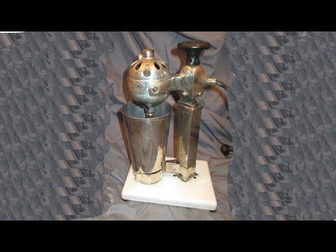 Antique Vintage Hamilton Beach Milkshake Mixer No 5N10003A Soda Fountain