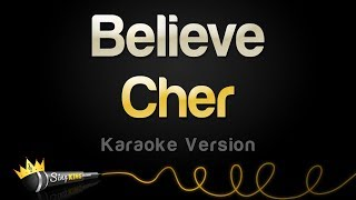 Baixar Cher - Believe (Karaoke Version)