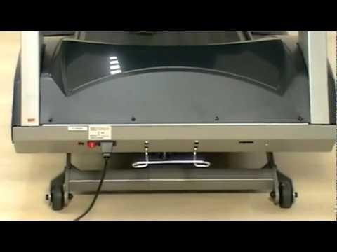 Спортдоставка Профессиональная беговая дорожка AeroFit Pro 8800 TM LCD для зала.