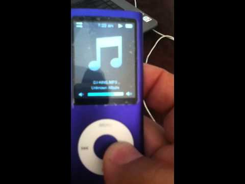 How to use MP3/MP4  MY-MP4.MOV Menu
