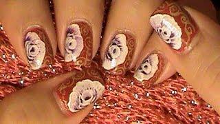 Aprende a Pintar una Rosa con la Tecnica a Mano Alzada thumbnail