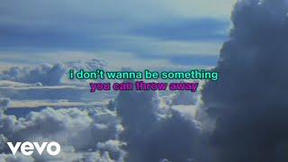 SG Lewis, Clairo - Throwaway (Lyric Video) ft. Clairo