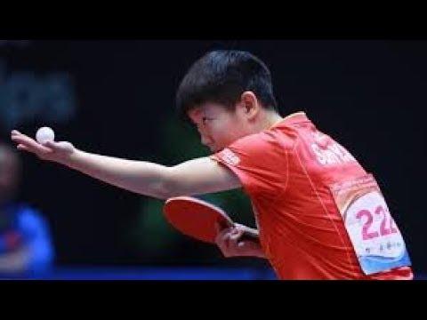 Liu Shiwen vs Sun Yingsha - 2018 China Super League Women Full Match