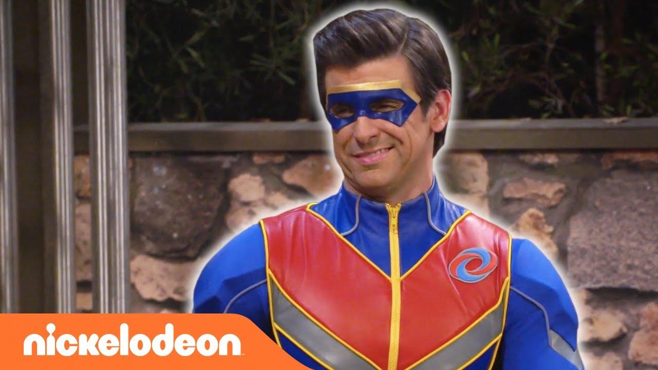 Fuerza Danger | El Capitán Man trabaja solo | Nickelodeon en Español