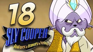 Salim le vieux grincheux 18/21 Let's Play Sly 4 Voleurs à travers le Temps