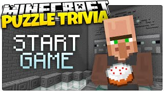 Can You Beat The 14 Trials? | Start Game! Minecraft Custom Puzzle / Trivia Map