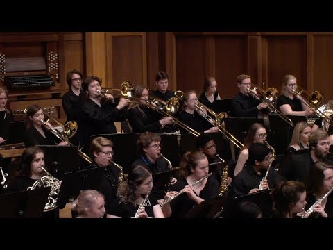 Lawrence University Symphonic Band - May 25, 2019