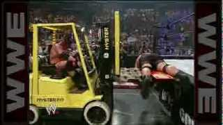 Brock Lesnar vs. Big Show Judgment Day 2003