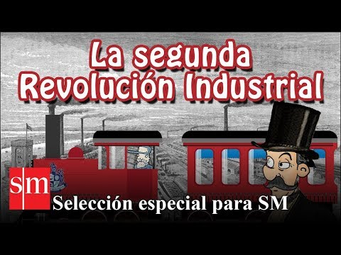 Segunda Revolución Industrial - Bully Magnets