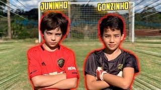 IRMÃO DO JUNINHO vs IRMÃO DO GONZE!