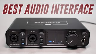 MOTU M2 Audio Interface Review / Test / Explained