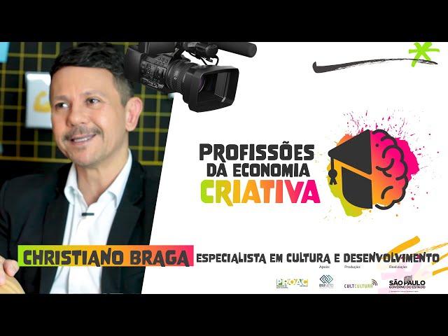 O QUE É ECONOMIA CRIATIVA? feat. CHRISTIANO BRAGA