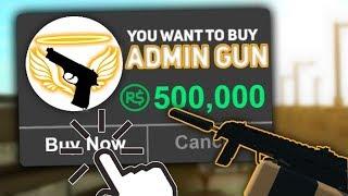 SPENDING 500.000 ROBux IN Phantom Forces #5