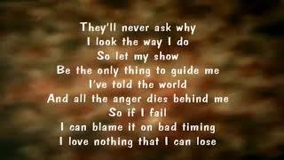 Noah Kahan - Catastrophize (Lyrics)