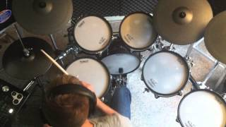 Andy Frost drums. 50 ways to leave your lover drum cover!