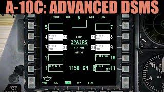A-10C Warthog: Learning Advanced DSMS & Backup HUD   DCS WORLD