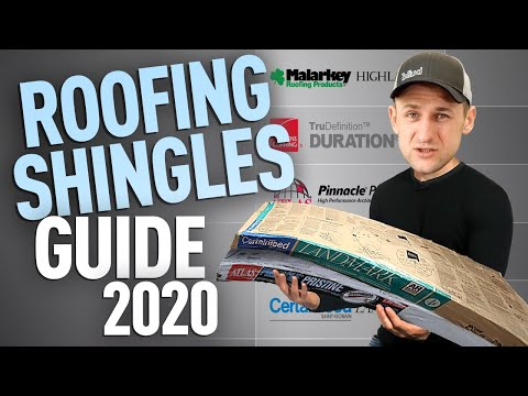 2020 Asphalt Roof Shingles Guide | Roofing Insights