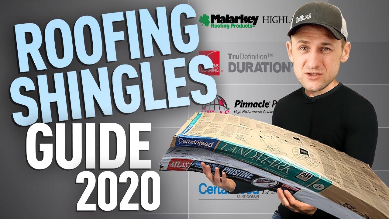 2020 Asphalt Roof Shingles Guide   Roofing Insights