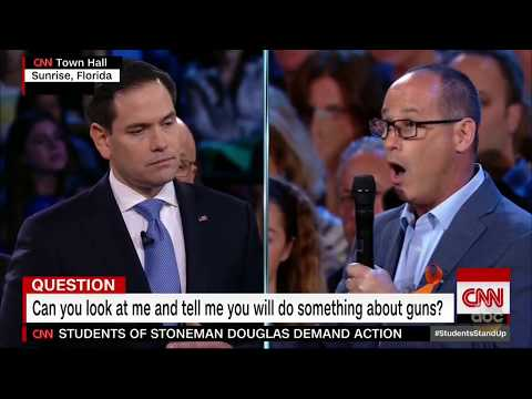Marco Rubio, Students Clash At Town Hall   The View