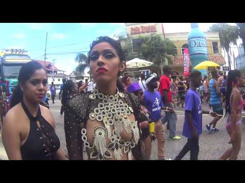 Trinidad and Tobago Carnival 2017 Fantasy Final Clip.