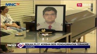 Jenazah Pilot Lion Air JT-610 Teridentifikasi dan Disemayamkan di RS Dharmais - LIM 23/11