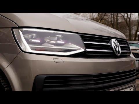 VW Caravelle T6 DSG. Краткий обзор, расход топлива.