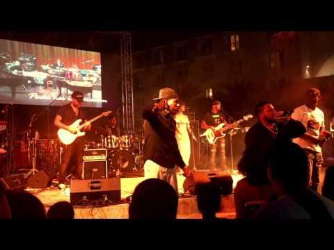 Jeon + Bandilama Live na Plaza Daniel Leo