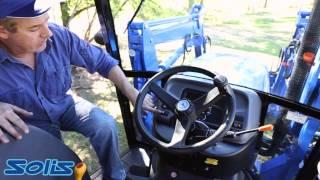 Solis Tractors Operator's Guide
